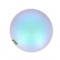 Swarovski Half-drilled Pearl 5818 10mm Iridescent Light Blue Pearl