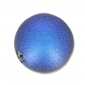 Swarovski Half-drilled Pearl 5818 10mm Iridescent Dark Blue Pearl