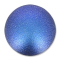Swarovski 5817 Cabochon 8mm Iridescent Dark Blue Pearl