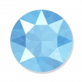 Swarovski 1088 Round Stone 8 mm Crystal Summer Blue x1