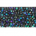 Crystal Fine Rocks Swarovski 709002 15 mm Crystal Paradise Shine x16cm