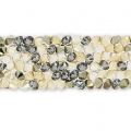 Crystal Fine Rocks Swarovski 709003 10 mm Crystal Golden Shadow x16cm