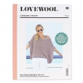 Lovewool n°4 - le magazine à tricoter Knitting Magazin Collection Printemps/Eté 2017
