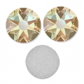 Swarovski stick-on rhinestones 2088 3mm Silk Shimmer x36