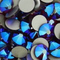 Swarovski stick-on rhinestones 2088 3mm Siam Shimmer x36