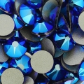 Swarovski stick-on rhinestones 2088 3mm Cobalt Shimmer x36