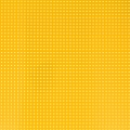 Vinyl Fabric for embroidery laquered and drilled - yellow x10cm