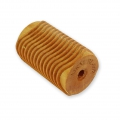 Wooden texture  rolls for polymer clay 60x39mm waves