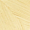 Linhasita wax thread bobbin for micro macramé 1 mm Cream x180m