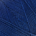 Linhasita wax thread bobbin for micro macramé 1 mm Navy Blue x180m