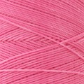 Linhasita wax thread bobbin for micro macramé 1 mm Pink x180m