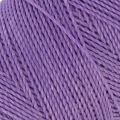 Linhasita wax thread bobbin for micro macramé 1 mm Lilac x180m