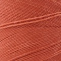 Linhasita wax thread bobbin for micro macramé 1 mm Terracotta x180m