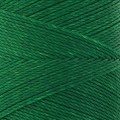 Linhasita wax thread bobbin for micro macramé 1 mm Green x180m