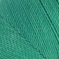 Linhasita wax thread bobbin for micro macramé 1 mm Green Turquoise x180m
