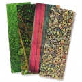 Assortment Paper Patch deco 25x35 cm 4 Nature Designs x 2 sheets