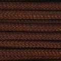 Griffin European Braided Nylon Thread 1.5mm Dark Brown x20m