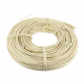 Rattan core of 250 g 3 mm for creative basketry Natural