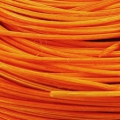Rattan core of 125 g 2 mm for creative basketry Orange