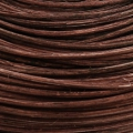 Rattan core of 125 g 2 mm for creative basketry Brown