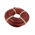 Rattan core of 125 g 2 mm for creative basketry Bordeaux