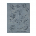 Christi Friesen - Texture Stamps - Lovely Leaves x1