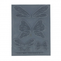 Christi Friesen - Texture Stamps - Flutter wings