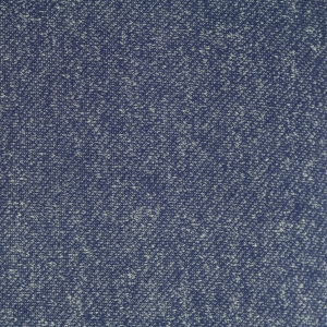 Thick Cotton Fabric molton Kiyohara - Mottled Blue x10cm