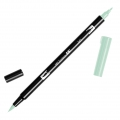 Tombow Dual Brush felt - Brush felts with a double tip Mint ABT-243
