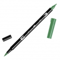 Tombow Dual Brush felt - Brush felts with a double tip Sap Green ABT-245