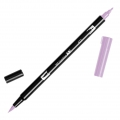 Tombow Dual Brush felt - Brush felts with a double tip Orchid ABT-673