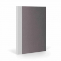 Notepad/Note book for Bullet journal Fantasticpaper 15x20cm Grey
