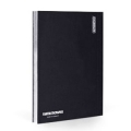 Notepad/Note Book for Bullet journal Fantasticpaper 15x20cm Noir/Silver