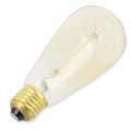 Standard retro light bulb for decorative suspension 140 mm 40W E27 x1