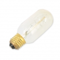 Standard retro light bulb for decorative suspension 110 mm 40W E27 x1