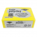 Polymer clay Kato Polyclay 354 gr Yellow (n°501)