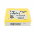 Polymer clay Kato Polyclay  56 gr Yellow (n°201)