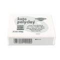 Polymer clay Kato Polyclay  56 gr White (n°209)