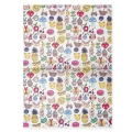 Paper Patch Magical Summer 42x30 cm Kawaii Multicolored x3 sheets