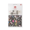 Paper Patch Magical Summer 42x30 cm Icones Black x3 sheets
