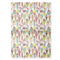 Paper Patch Magical Summer 42x30 cm Icecream x3 sheets