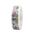 Adhesive Tape  - Paper Poetry Tape 15 mm Magical Summer Miroir Illustration x10m