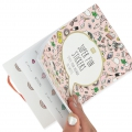 Carnet de 20 pages de stickers Paper Poetry 11x16.5 cm- Magical Summer Rose x1