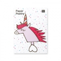 50 Sticky notes Paper Poetry - Magical Summer Unicorn x1