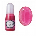 Padico liquid dye to colour resin UV Pink x10ml