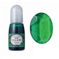 Padico liquid dye to colour resin UV Green x10ml