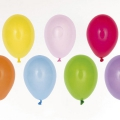 12 balloons for water bombe Yey - Let's Party Multicolored x1