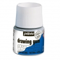 Bottle of pelliculable drawing gum strippable x45 ml