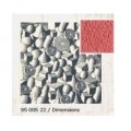 Clay Texture Stamps - 9 cm Dimensions