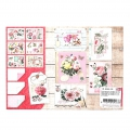Paper Design Mix and Match for Scrapbooking - My Love x1